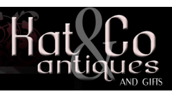 Kat & Co Antiques & Gifts-St Joseph Logo