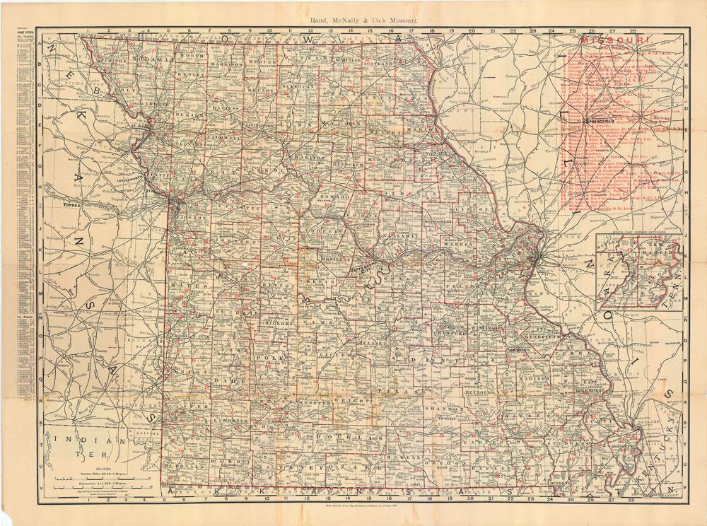 Missouri Antique Network Missouri Antiques Missouri Primitives - Antique map dealers